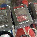 Gineyea Tapered Headset 44-50mm (free pos w.m)