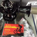 FastAce DA 62RC front hub 9,15mm (free pos w.m)