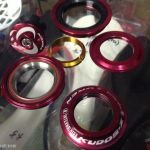 Token Fast Rolling Tapered Headset 44-55mm (free pos w.m)