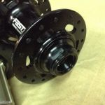 FastAce High End Hub Front 9/15mm Rear 9mm  --  free courier