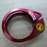 12o'clock AC Clamp 34.9 with CNC Titanium Fabricated Bols Last Piece Clearance rm65