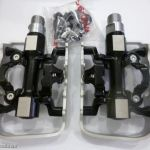 2in1 Sealed Bearing PEdals with Cleats