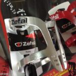 Zefal Pulse Aloy Bottle Cage - Red/Silver (free pos w.m)