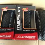 Chao Yang Merlin 27.5/1.95 320g - 1Pair -- free courier