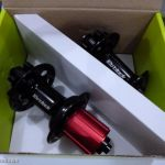 12o'clock Enduro Hubset ~ Approximately 440grams per pair - with Japanese Sealed Bearing