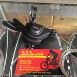 Shimano Zee Japan Right Shifter 10s - New  (free pos w.m)