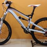 Orbea Rallon 70 white/black S