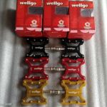 Wellgo KC 001 Seal Bearing 280g Set @ free pos