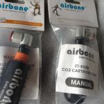 Airbone Travel Packing CO2 Pump/Refill @ free pos
