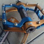 Xpedo XMX-18AC FaceOff Suspension New -- free courier