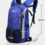 Locallion - Cycling backpack + FREE 2L hydration Bladder