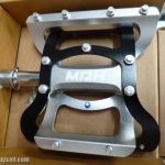 MDH PVC01 - Varieties color - 100% CNC with aluminium pins - sealed bearing pedal Last pcs rm168