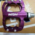 MDH PCA02 - Variety of Colors - 100% CNC with Aluminium pins - Superlight Sealed Bearing pedals