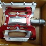 MDH PVB01 - Varieties of Color - 100% CNC with Aluminium pins - Suerlight sealed bearing pedals