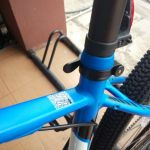 SILICON SEATPOST CLAMP RING COVER PROTECTOR (FREE POS)