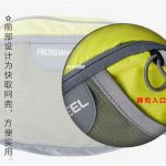 Roswheel New Fanny Pack 2 Colors Multifunction Bicycle Waist Bag