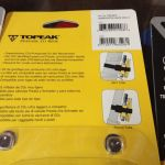 Topeak Co2 Inflater Kits With 2 Co2 Refill (free pos w.m)