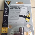 Topeak AirBooster Race Pod X / 2 Tires Lever Free -- free courier