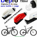 DEpro Aero Bottle and Cage