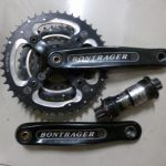 Bontrager 9speed Crankset with BB- OFFERing out now at only RM349nett!!!