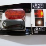 Cat Eye Combo Light Kit Set (Front & Rear) - Comes with FOC Batery together