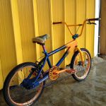 BMX mongoose SG team pro race japan used bicycle (21)