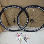 ORIGINAL ACLASS ALX838 AERO 38MM FULL CARBON TUBULAR WHEELSET (MADE IN TAIWAN)
