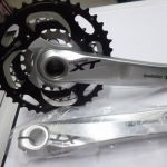 Shimano Deore XT 22-30-40 Special Size Chainring Crankset - Clearance OFFER!! - ORiginal Guaranteed