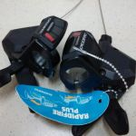 Shimano Deore SL-M590 3x9 Speed Shifter