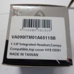 "ITM 1 1/8"" Full Integrated Headset - Japanese Bearing - Guaranteed Original with 51mm Head Cap"