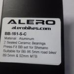 Alero BB151SC Shimano Compatble BB with Ceramic Bearing - High Water REsistance DEsigned
