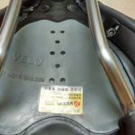 Velo VL-1366 Full Gel Touring Saddle