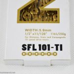 YBN SFL101-Ti Gold 10 SPEED Chain