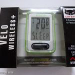 Cycle Velo Speed MEter - Green Casing - Special OFFER!!!