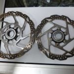 Shimano Rotor 160+180mm (condition 9/10 ~ 2 months only) - Center lock type