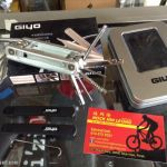 Giyo Bicycle multi tools (free pos w.m)