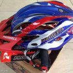 Prowell F-55R Phoenix Size L -- free courier