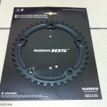 Shimano 105 5600 52/39 BCD130 10Speed Chain Ring