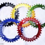 [Free Shipping] Gear King 104BCD 32T 7075 t6 chainring