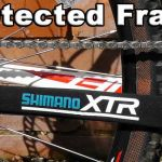 SHIMANO Chainstays Protector (Reflector) !!!
