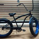 FIXED WHEEL BEACH FAT BIKE