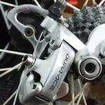 classic rare vintage DURA ACE 7700 RD short cage - rm299!!!