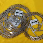 PROMAX DT-160C HOLLOW HONEYCOMB MTB 160MM 6 BOLT BRAKE ROTOR (FREE POS)