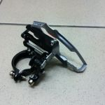 Shimano Altus FD-M370 9 Speed (Low Clamp)