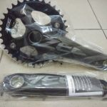 Shimano ZEE FC-M640 10Speed CrankSet With BB52