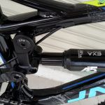 JAVA TERRA Full Suspension 650B MTB -Double Thru Axle - Air Suspension fork