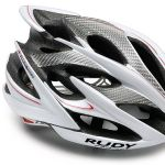Rudy Project Windmax Helmet - Yellow Fluo (Shiny)/white