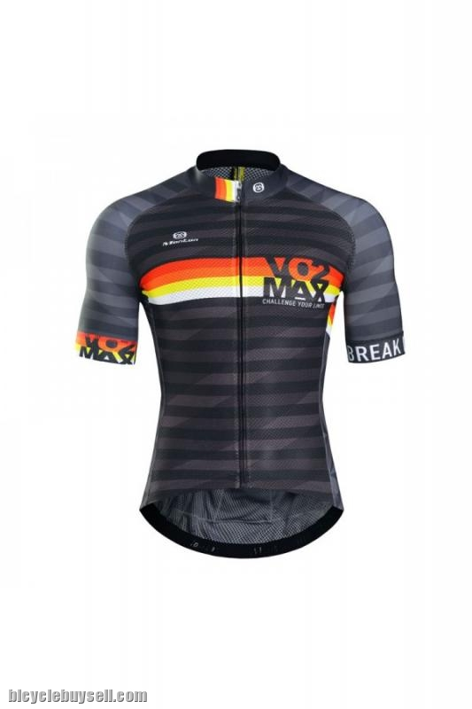 eef5ae784 MONTON red VO2MAX 3 COLOUR MENS COOL CYCLING JERSEY