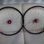 12o'clock ultralight 650b Wheelset - 1430 grams only!!!