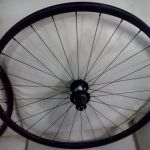 Croder superlight 650b Wheelset 1480 grams - convertible axles